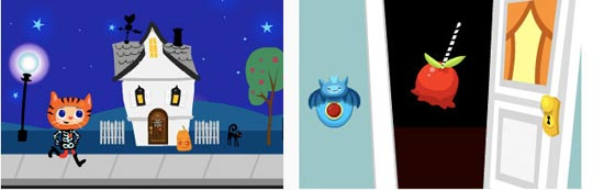 Treat Street: Halloween iPad App For Kids 2