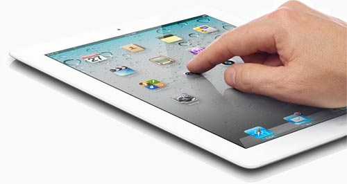 Another Touchscreen Supplier Added to iPad 2 Production