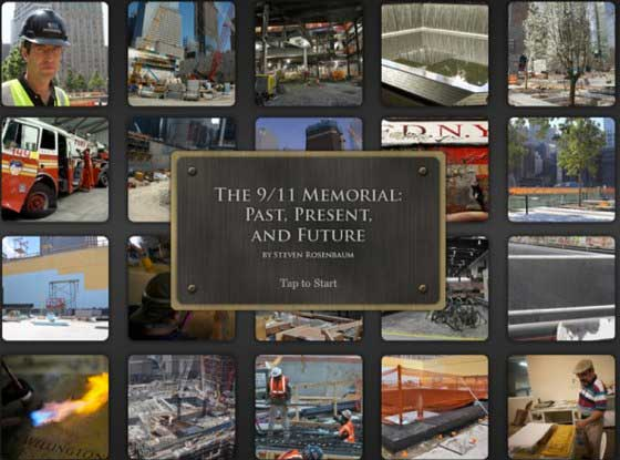 9/11 Memorial App Coming Exclusively to iPad