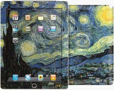 ipAd 2 and iPad 1 Skins From GelaSkins