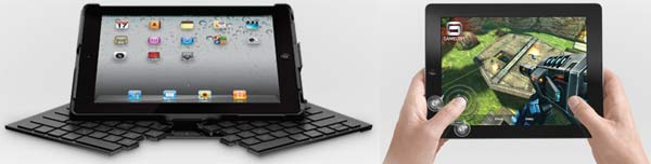 Logitech Releases iPad 2 Accessories