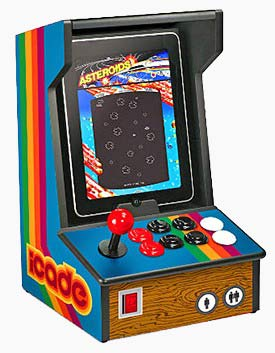 ThinkGeek's iCade gaming cabinet for iPad moves closer to reality