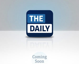 'The Daily' iPad News Publication to Debut January 19th