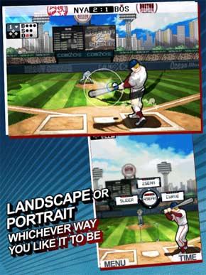 9 Innings Baseball Hits a Home Run on the iPad 2