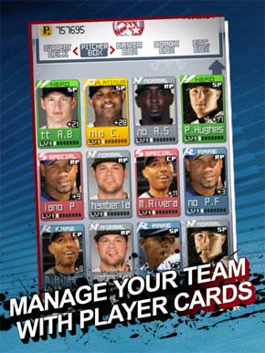 9 Innings Baseball Hits a Home Run on the iPad 3
