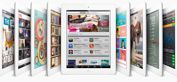 App Store Offers Up More Than 100,000 iPad Apps