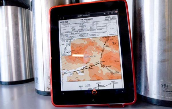 FAA Approves Use of iPads
