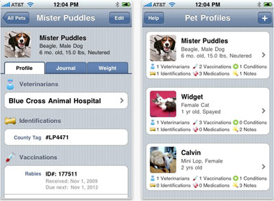 Top Five iPad Apps for Pet Owners