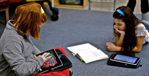 Top 4 Benefits to Using iPads in K-12 Schools