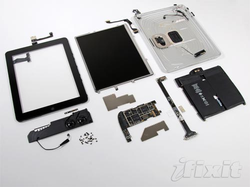 Apple OKs Components for iPad 3