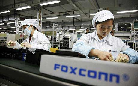 Foxconn iPad 2 Assembly Plant Back in Operation