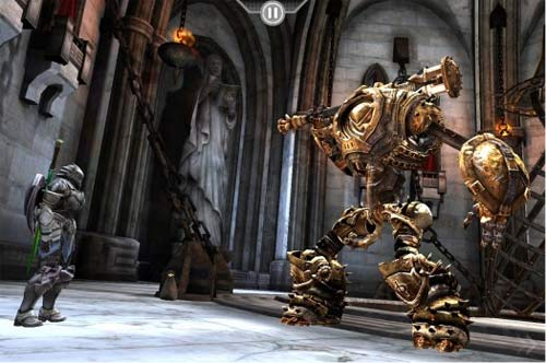 Infinity Blade Truly Is The King Of iPad Adventure Games