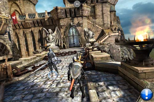 Infinity Blade Truly Is The King Of iPad Adventure Games 3