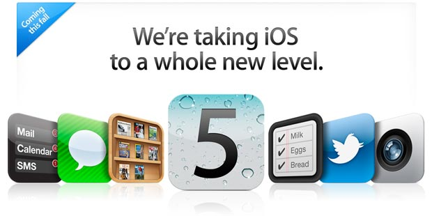 iOS 5 Brings Big Changes to iPad This Fall Including Wi-Fi Syncing, Messaging and Twitter Integration