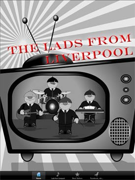 'The Lads from Liverpool' iPad App Puts Beatles Fans to the Test