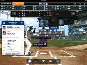 MLB at Bat for iPad