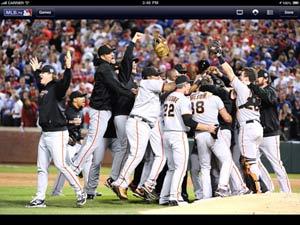 MLB at Bat for iPad 2