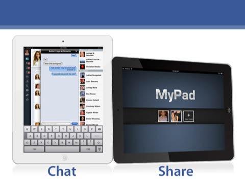 MyPad iPad app