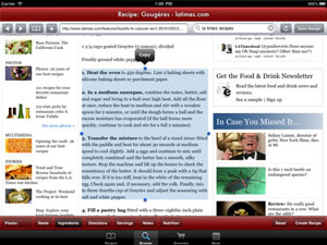 Paprika Recipe Manager: Best Cooking App for iPad - 3