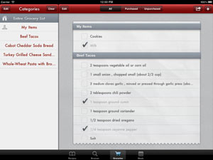 Paprika Recipe Manager: Best Cooking App for iPad - 4