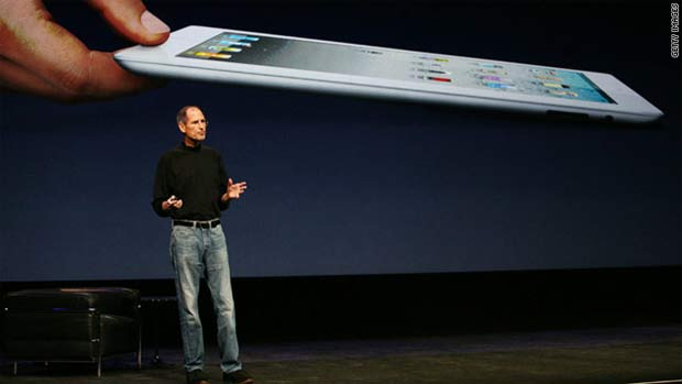 Apple Sold 25 Million iPads in 14 Months