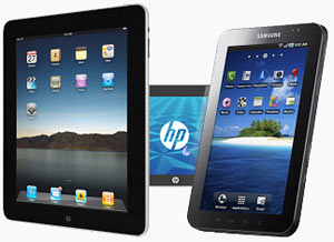 iPad 'Owned' Tablet Competitors in 2010