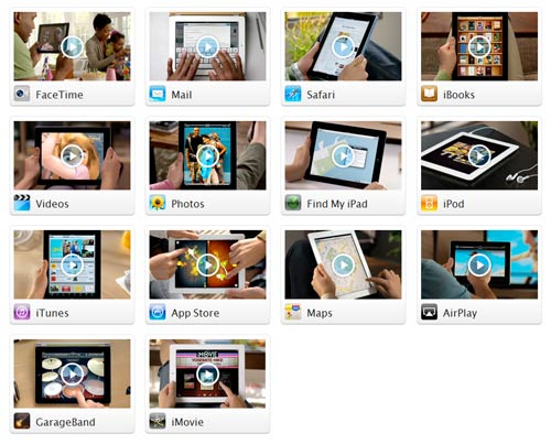 Guided Video Tour: Learn More About iPad 2