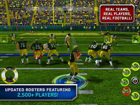 Madden NFL 12 For iPad Delivers A Touchdown