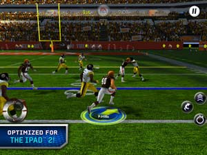 Madden NFL 12 For iPad Delivers A Touchdown 2